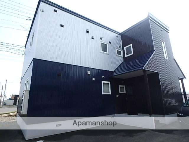 北海道砂川市、砂川駅徒歩20分の築15年 2階建の賃貸アパート