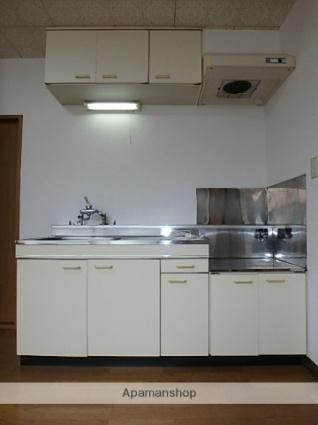 コーポアサヒⅡ[2DK/49.5m2]のキッチン