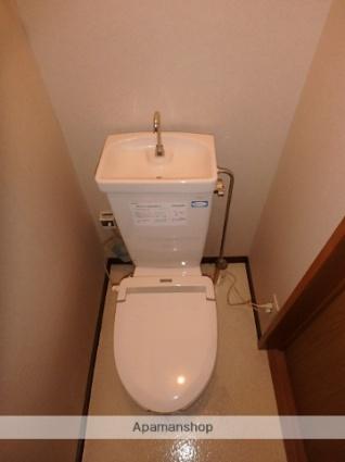 コーポアサヒⅡ[2DK/49.5m2]のトイレ