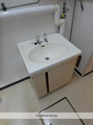 コーポアサヒⅡ[2DK/49.5m2]の洗面所