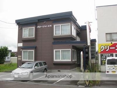 北海道砂川市、砂川駅徒歩5分の築21年 2階建の賃貸アパート