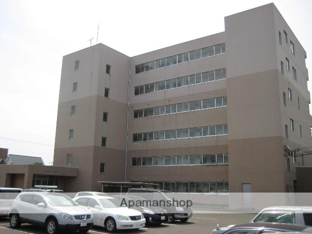 北海道滝川市、滝川駅中央バスバス5分西町下車後徒歩5分の築25年 6階建の賃貸マンション