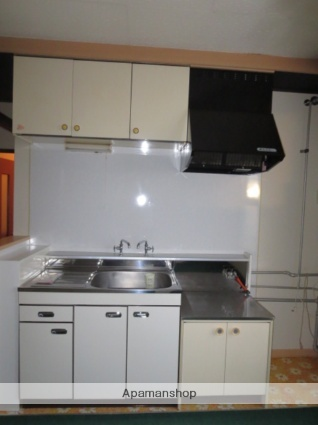 東栄コーポ[2DK/47.92m2]のキッチン