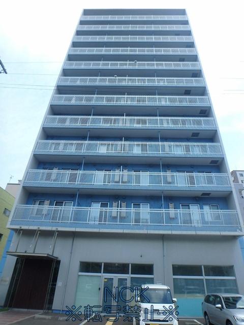 北海道札幌市中央区、すすきの駅徒歩8分の築10年 12階建の賃貸マンション