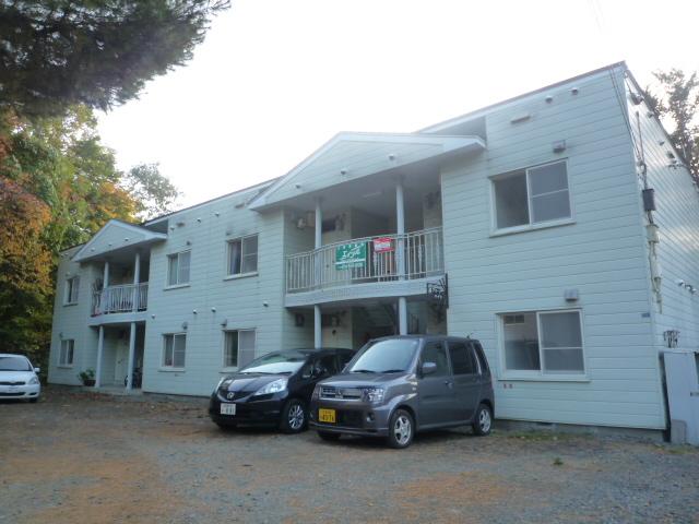 北海道札幌市中央区の築33年 2階建の賃貸アパート