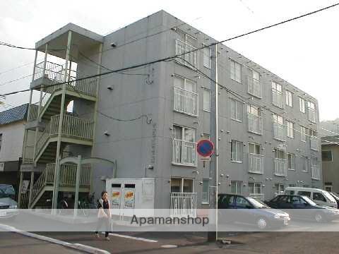 北海道札幌市中央区、円山公園駅徒歩8分の築27年 4階建の賃貸マンション