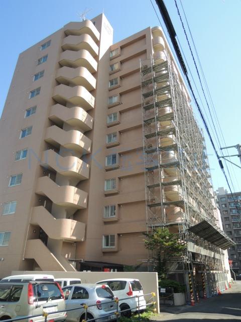 北海道札幌市中央区、西28丁目駅徒歩10分の築25年 11階建の賃貸マンション