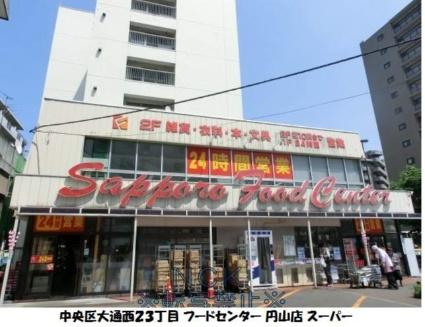 円山シャトー桂和大通館[1LDK/37.78m2]の周辺1