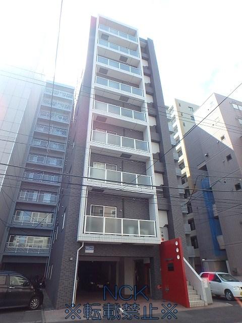 北海道札幌市中央区、円山公園駅徒歩12分の築12年 9階建の賃貸マンション