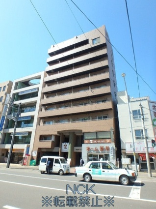 北海道札幌市中央区南一条西16丁目[1DK/32.48m2]の外観3