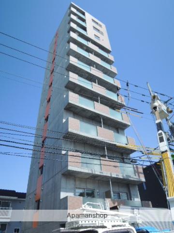 北海道札幌市中央区、西18丁目駅徒歩6分の築5年 12階建の賃貸マンション