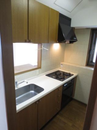 FC南7条[2LDK/63.84m2]のキッチン