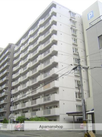 北海道札幌市中央区、西28丁目駅徒歩11分の築25年 11階建の賃貸マンション