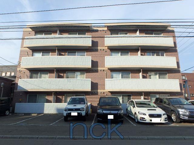 北海道札幌市中央区、円山公園駅徒歩10分の築10年 4階建の賃貸マンション