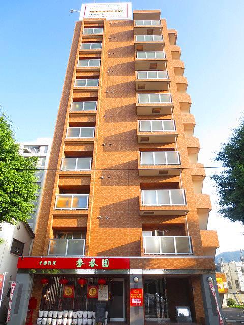 北海道札幌市中央区、西線6条駅徒歩9分の築12年 10階建の賃貸マンション