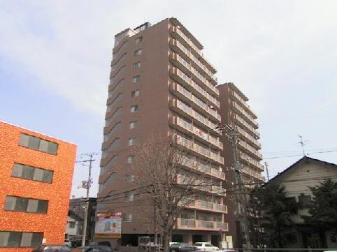 北海道札幌市中央区、すすきの駅徒歩12分の築17年 12階建の賃貸マンション