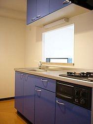 エステラ旭ヶ丘[1LDK/36.24m2]のキッチン