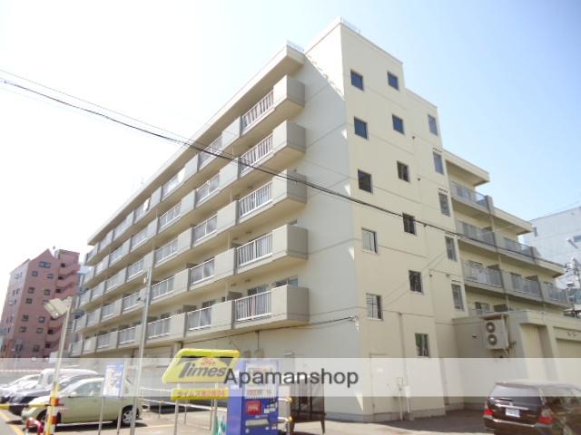 北海道札幌市中央区、西28丁目駅徒歩15分の築31年 6階建の賃貸マンション