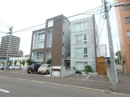 Oggi南円山[1LDK/35.01m2]の外観2