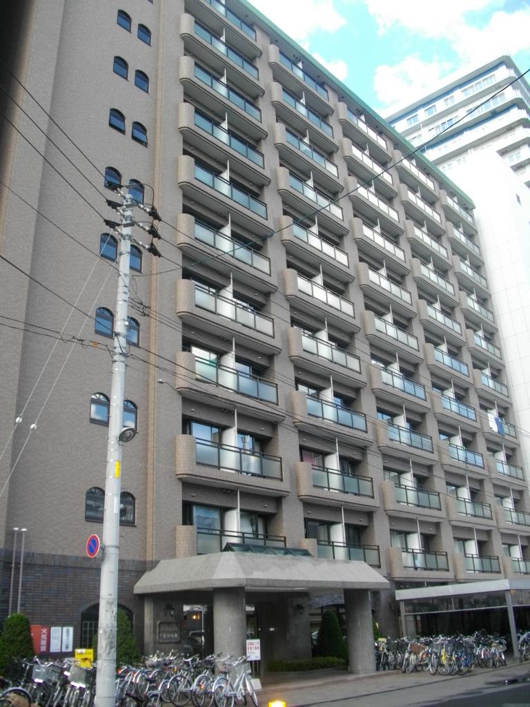 北海道札幌市中央区、すすきの駅徒歩8分の築15年 11階建の賃貸マンション