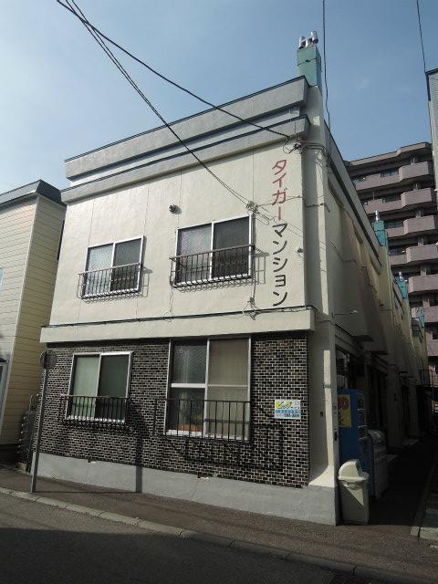 北海道札幌市中央区、中島公園通駅徒歩3分の築45年 2階建の賃貸アパート