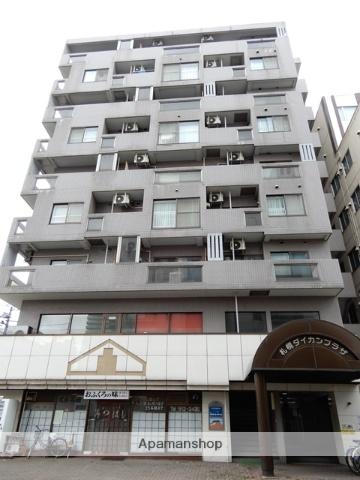 北海道札幌市中央区、中島公園駅徒歩7分の築25年 9階建の賃貸マンション