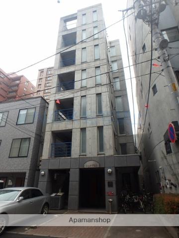北海道札幌市中央区、西28丁目駅徒歩12分の築20年 7階建の賃貸マンション