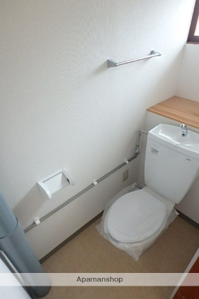 さかえ荘[1LDK/24.75m2]のトイレ