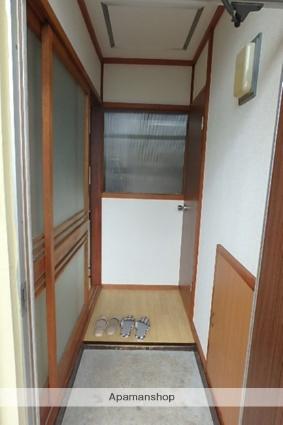 さかえ荘[1LDK/24.75m2]の玄関
