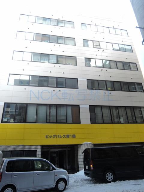 北海道札幌市中央区、西11丁目駅徒歩3分の築26年 10階建の賃貸マンション