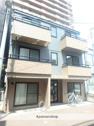 北海道札幌市中央区、桑園駅徒歩7分の築6年 3階建の賃貸アパート