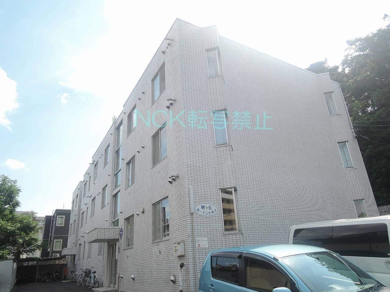 北海道札幌市中央区、西線11条駅徒歩18分の築27年 3階建の賃貸マンション