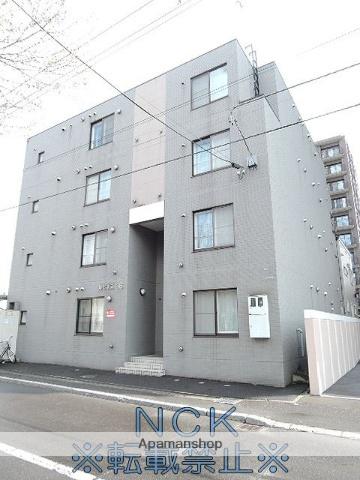 北海道札幌市中央区、幌平橋駅徒歩10分の築19年 4階建の賃貸マンション