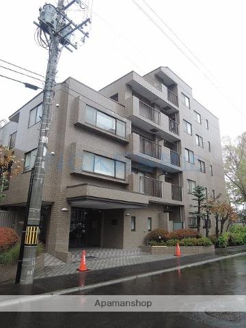 北海道札幌市中央区、西線11条駅徒歩11分の築23年 5階建の賃貸マンション