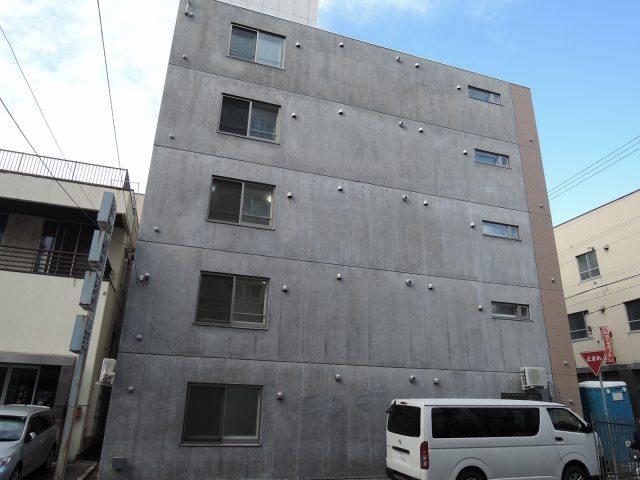 北海道札幌市中央区、西11丁目駅徒歩4分の築1年 5階建の賃貸マンション