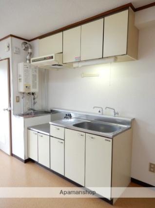 中神マンション[1DK/24m2]のキッチン