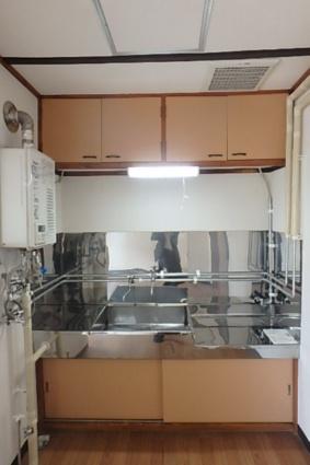 ひかり荘[1LDK/24.75m2]のキッチン
