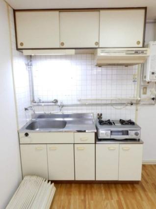 フローレンスハイツ[1R/20m2]のキッチン