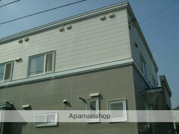 北海道札幌市中央区、西28丁目駅徒歩19分の築14年 2階建の賃貸テラスハウス