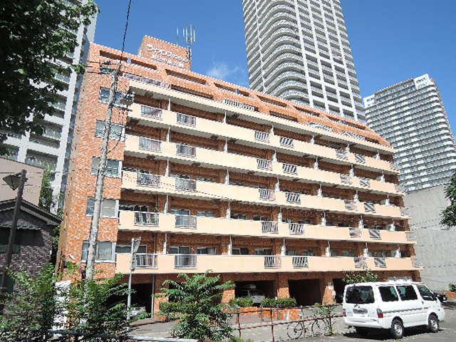 北海道札幌市中央区、中島公園駅徒歩2分の築35年 8階建の賃貸マンション