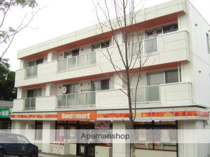 北海道札幌市中央区、西線14条駅徒歩15分の築10年 3階建の賃貸マンション