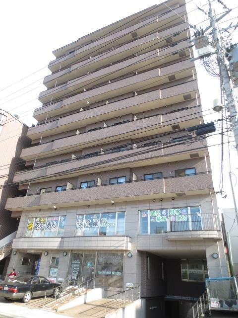 北海道札幌市中央区、中島公園駅徒歩5分の築13年 10階建の賃貸マンション