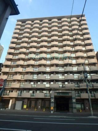 札幌ビオス館[1DK/25.47m2]の外観1