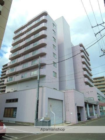北海道札幌市中央区、円山公園駅徒歩12分の築25年 9階建の賃貸マンション