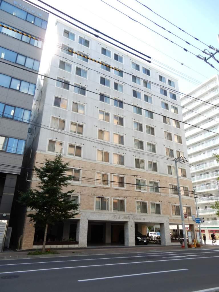 北海道札幌市中央区、札幌駅徒歩7分の築9年 10階建の賃貸マンション