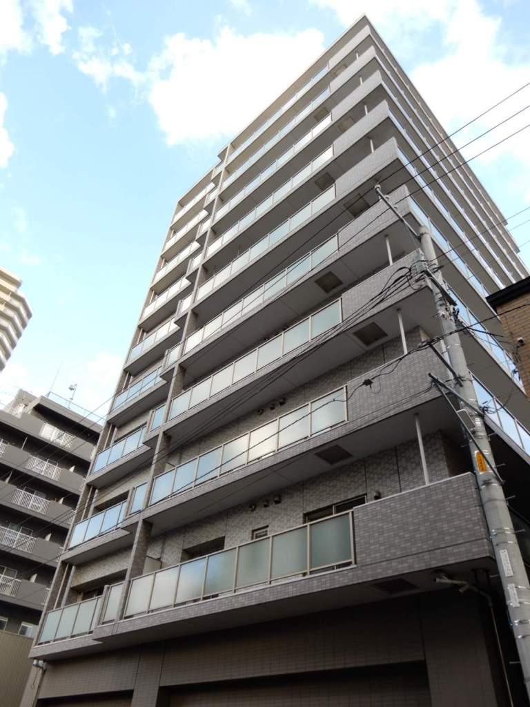 北海道札幌市中央区、苗穂駅徒歩11分の築8年 10階建の賃貸マンション