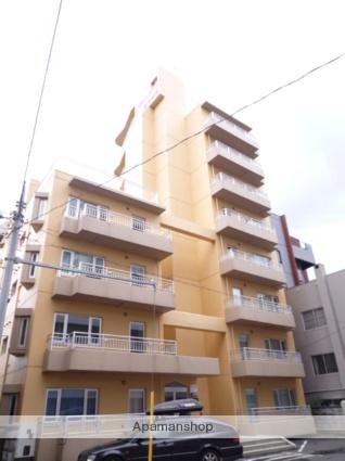 北海道札幌市中央区、西線11条駅徒歩4分の築26年 8階建の賃貸マンション