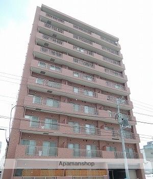 北海道札幌市中央区、桑園駅徒歩12分の築9年 10階建の賃貸マンション