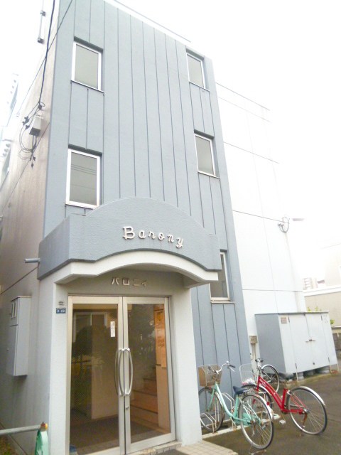 北海道札幌市中央区、西線11条駅徒歩4分の築30年 4階建の賃貸マンション