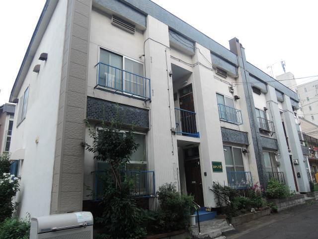 北海道札幌市中央区、幌平橋駅徒歩16分の築47年 2階建の賃貸アパート